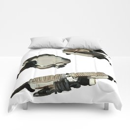 Waffle Maker Iron Comforters