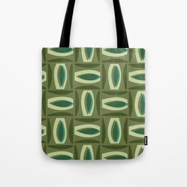 Alcedo - Green Tote Bag