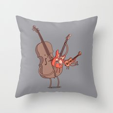 Epic Solo Throw Pillow