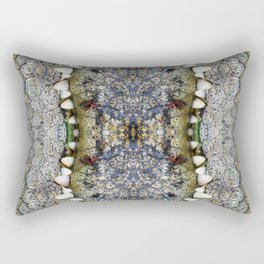 Crocodile kiss Rectangular Pillow