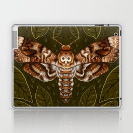 Deaths-Head Moth Laptop & iPad Skin