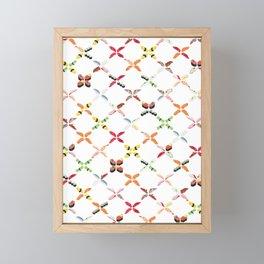 Sushi - Hana Framed Mini Art Print