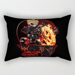 Hell on Big Wheel Rectangular Pillow