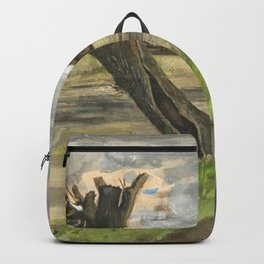 Vincent van Gogh - Pollard Willow Backpack