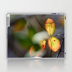 Hidden forest leaves Laptop & iPad Skin