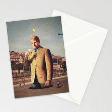 I See You | Collage Stationery Cards