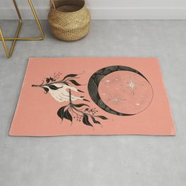 Wicked Moon Rug