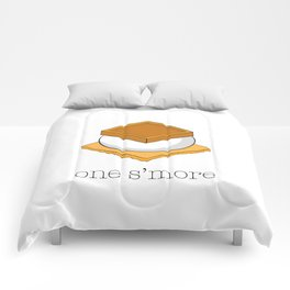 One More S'more Comforters