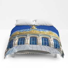 Marine Kathedrale in Kronstadt / Saint Petersburg Comforters