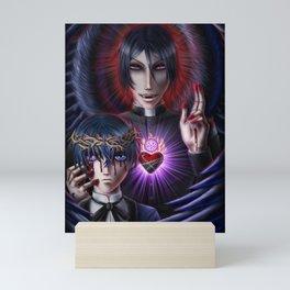 Take Me To Church Mini Art Print