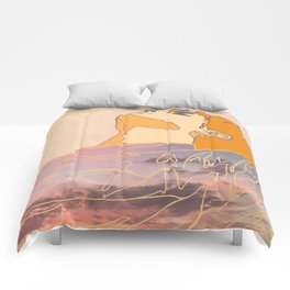 elio call me by your name Comforters