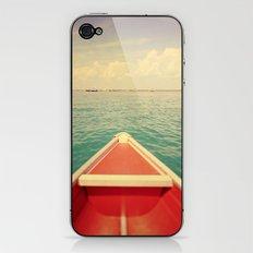 Mathilde #1 iPhone & iPod Skin