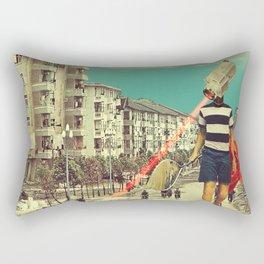 FisherCam Rectangular Pillow