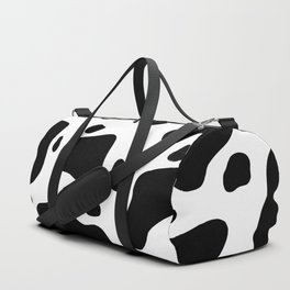 Cow Hide Duffle Bag