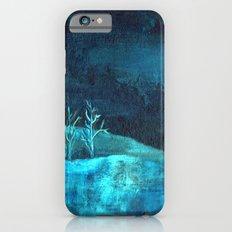 PAISAJE AZUL iPhone 6s Slim Case