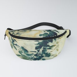 Shadows and Traces Fanny Pack