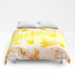 Sunshine Daisies Comforters