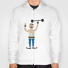 The Strongman from the circus Hoody