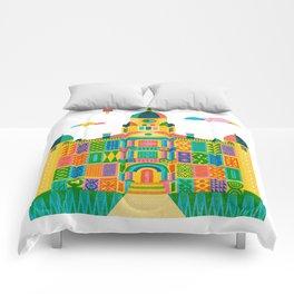 Denton Courthouse Comforters
