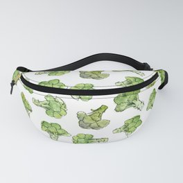 Broccoli - Scattered Fanny Pack