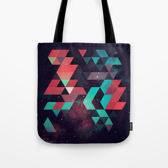 hyzzy fyt tyrq Tote Bag