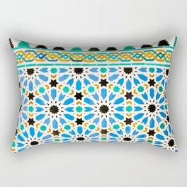 Alicatado 4 Rectangular Pillow