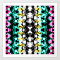 Mix #258 Art Print