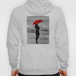 The Red Umbrella Hoody