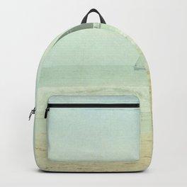 Sail Away - Newport Beach California Backpack