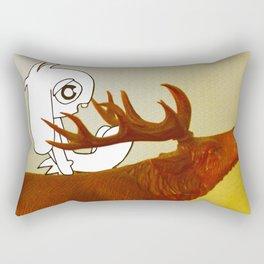 Friendship Bunny # Bob The Lop Rectangular Pillow