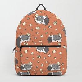 Guinea pig Pattern, Popcorning Backpack