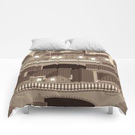 Townscape Vintage Comforters