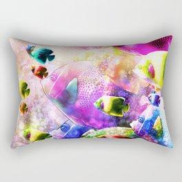 OCEAN OF LIGHT Rectangular Pillow