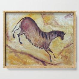 Horse a la Altamira Serving Tray
