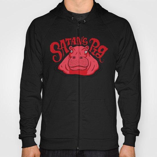 Satan's Pig Hoody