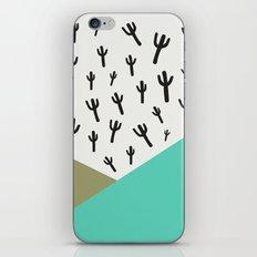 Cactus – Minty iPhone & iPod Skin