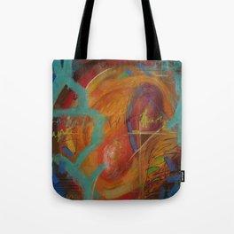 Snug and Loved Tote Bag