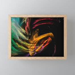 Thinker Framed Mini Art Print