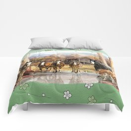 High Country Hideaway Comforters