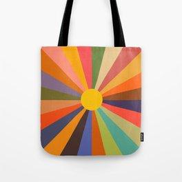 Sun - Soleil Tote Bag