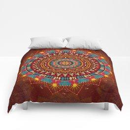 Crystalline Harmonics - Tribal Comforters