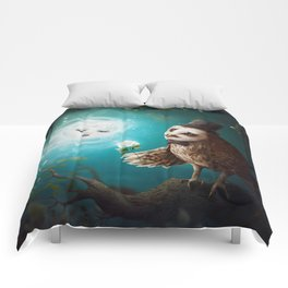 Confessions Comforters