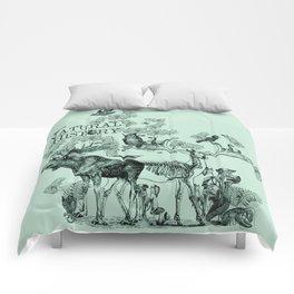 Natural History Comforters