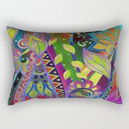 Suddenly Summer Rectangular Pillow