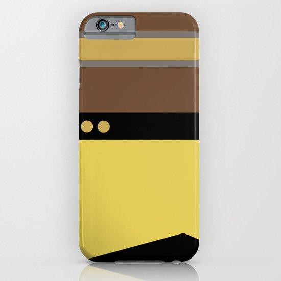Geordie La Forge - Minimalist Star Trek TNG The Next Generation - 1701 D startrek Trektangles iPhone & iPod Case