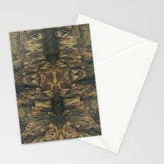 Stalagmites Version 2 Stationery Cards