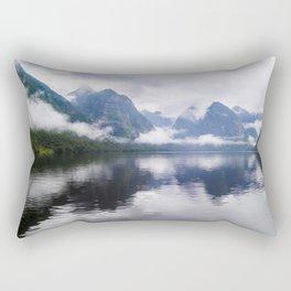 Mesmerizing Reflections Rectangular Pillow