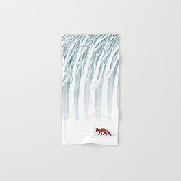 Winter Storm Hand & Bath Towel