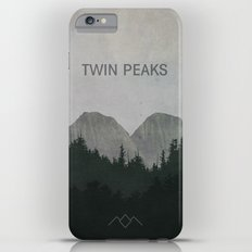 Twin Peaks Slim Case iPhone 6 Plus