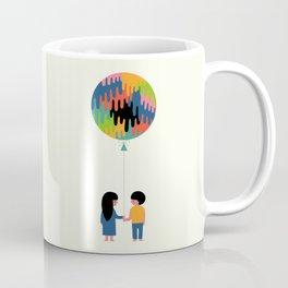 A Time To Reflect Coffee Mug